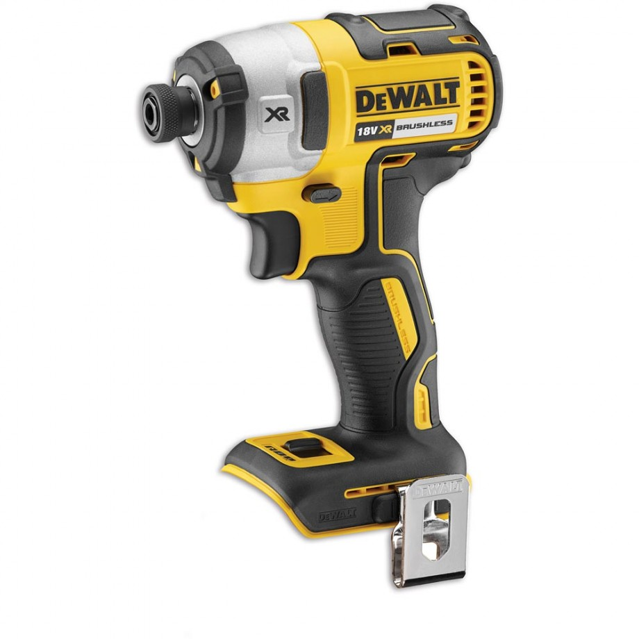 DeWALT DCF887N 18V Brushless 3 Speed Impact Driver 18V (Body Only)