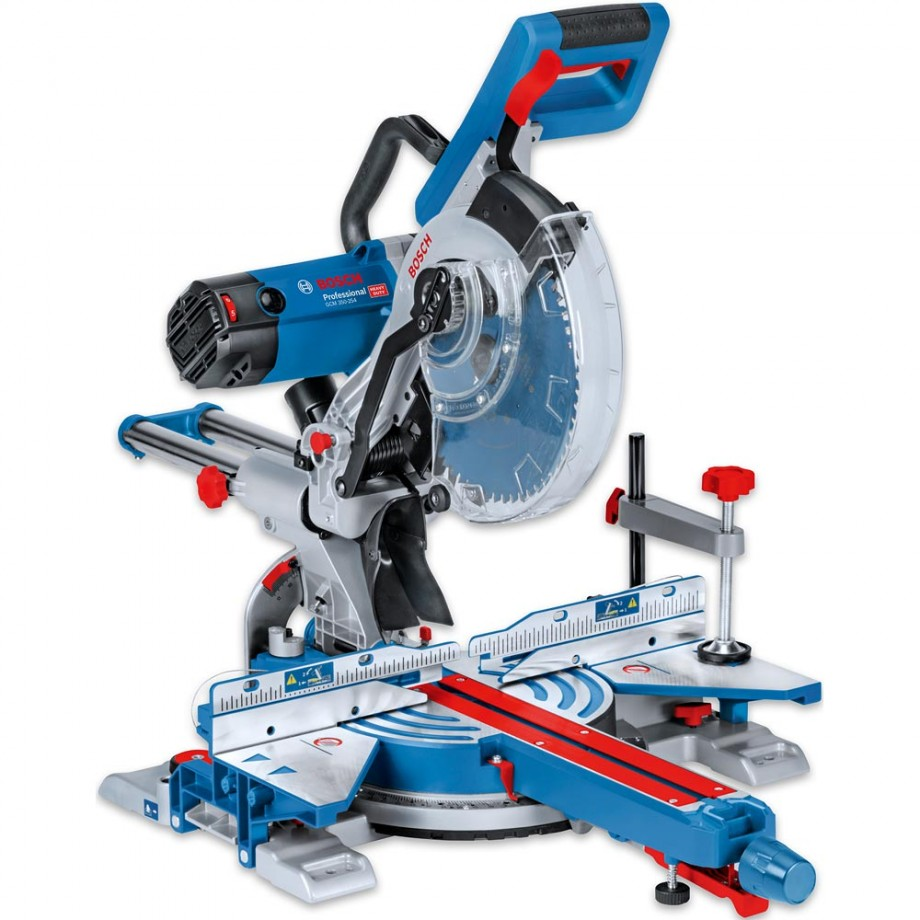 Bosch GCM 350-254 Slide Mitre Saw 254mm 230V