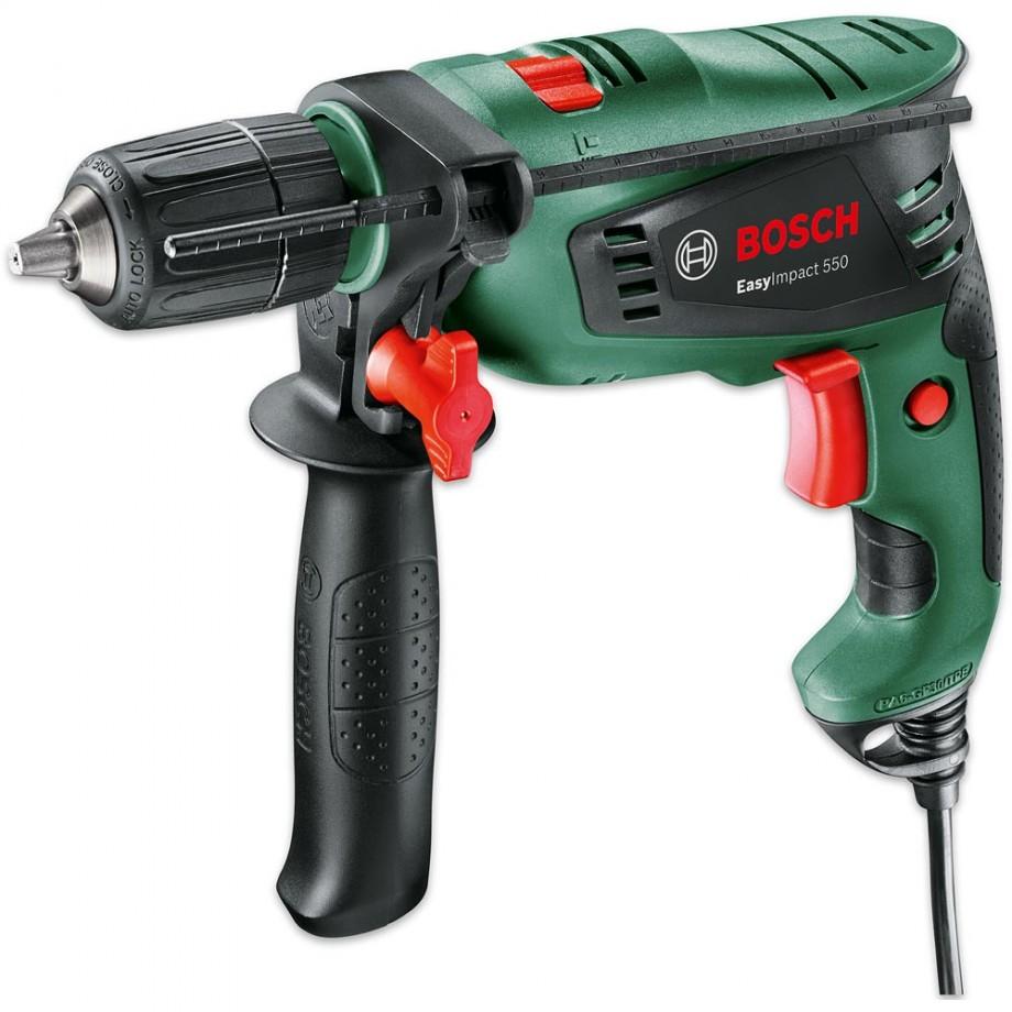 Bosch PSB 550 EasyImpact Percussion Drill