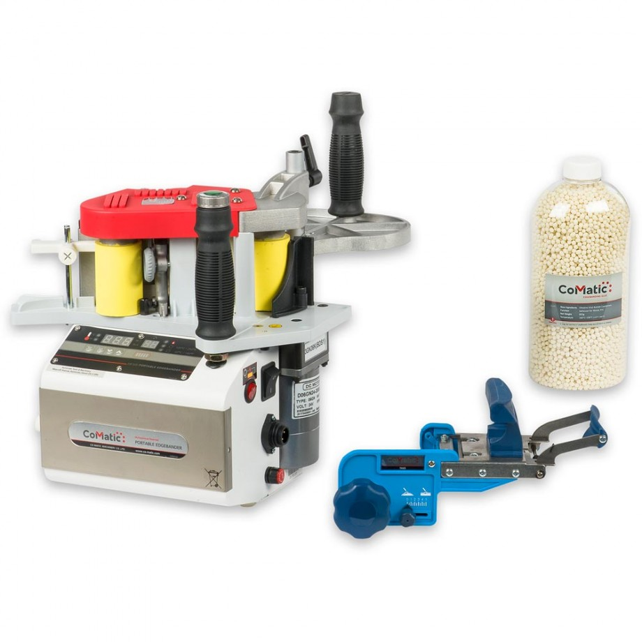 Co-Matic DR500 Wireless Portable Edgebander