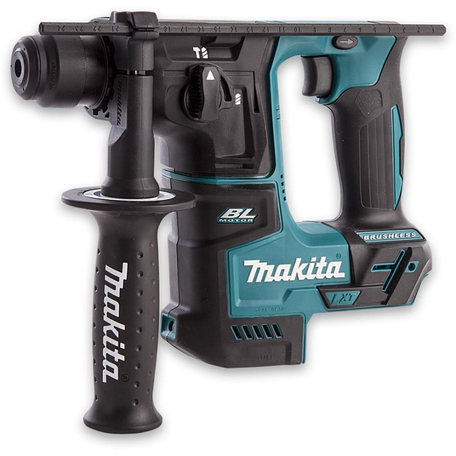Makita DHR171Z Brushless Compact SDS+ Drill 18V (Body Only) - SDS+ ...