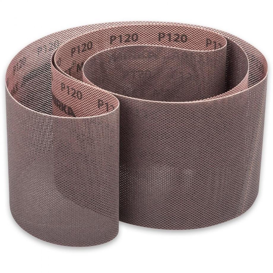 Mirka Abranet Max Abrasive Belt 150 x 2,250mm 120g