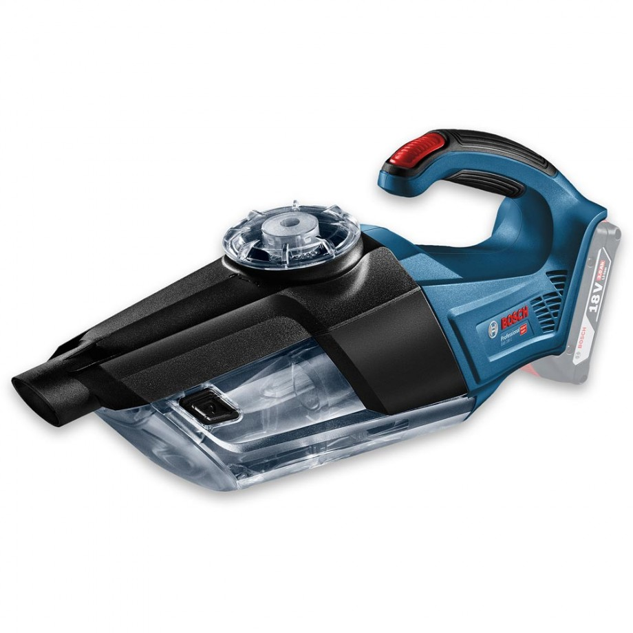 Bosch GAS 18V-1 Hand Dust Extractor Vacuum 18V (Body Only)