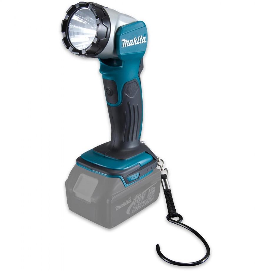 Makita DML802 LED 9 Position Torch 18V (Body Only)