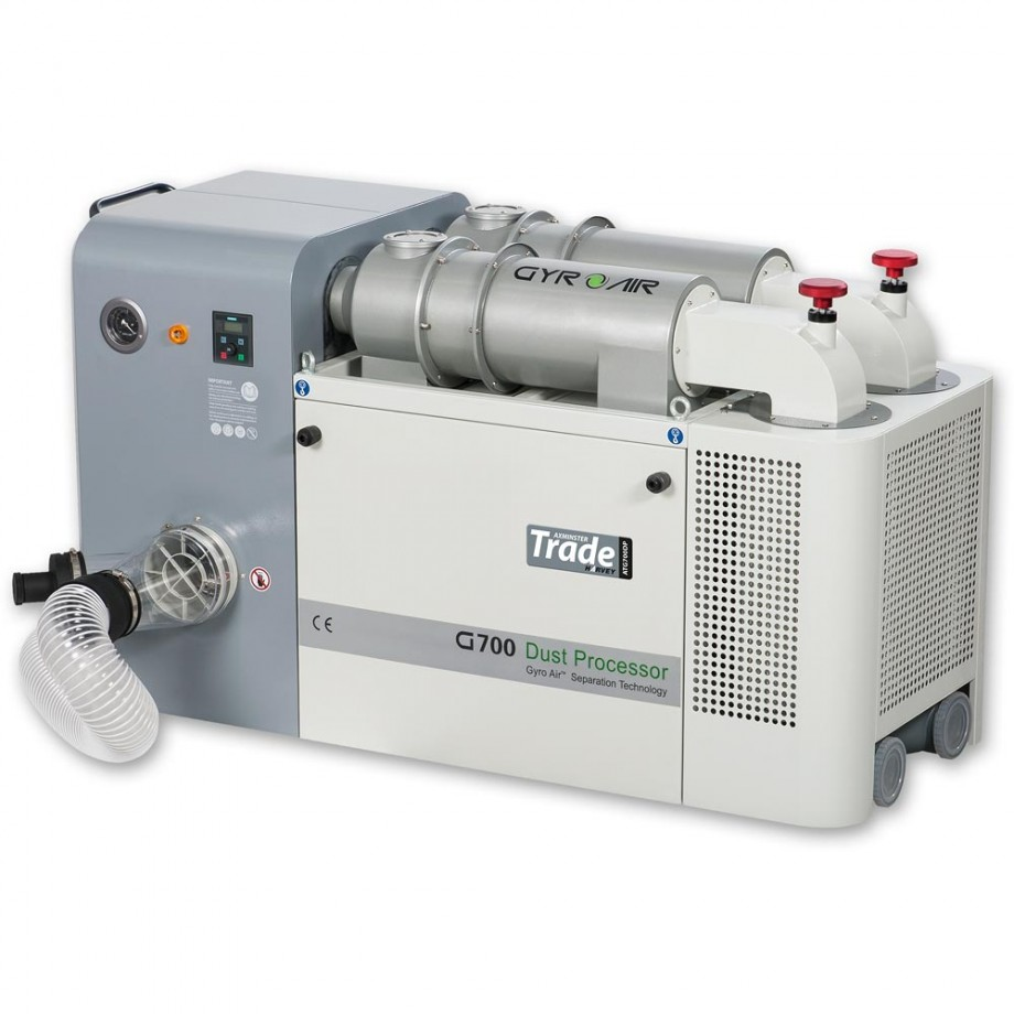 Axminster Trade ATG700DP Gyro Air Fine Dust Processor