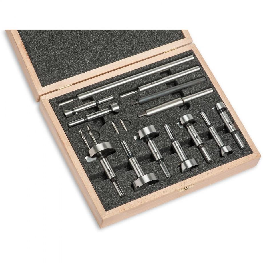 FISCH Multi-Function Wave Cutter Set 17 Piece