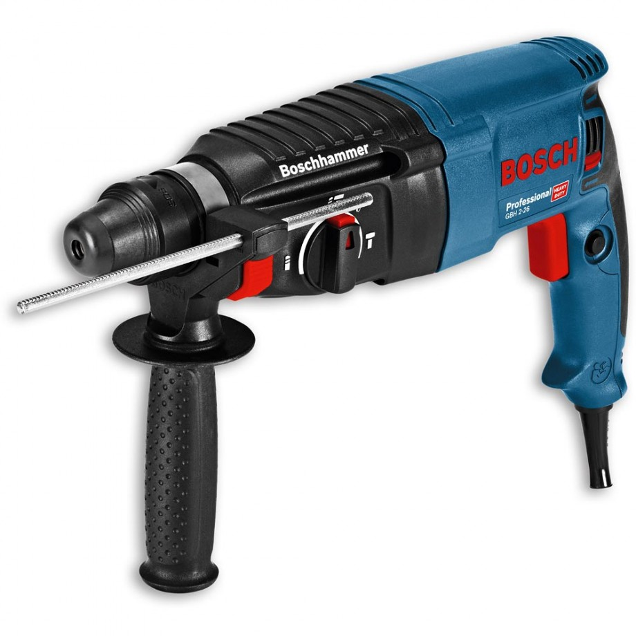 Bosch GBH 2-26 3 Function SDS+ Drill