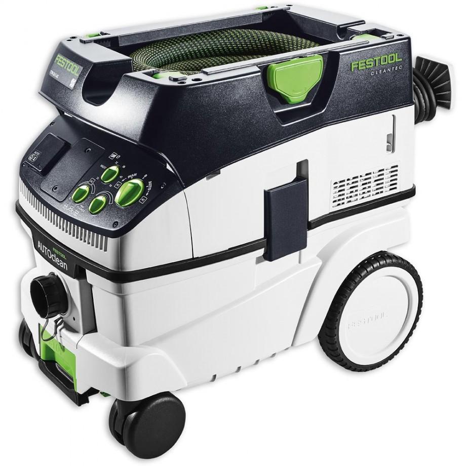 festool ctm 26 e ac cleantec dust extractor m class power tool extractors dust extractors. Black Bedroom Furniture Sets. Home Design Ideas