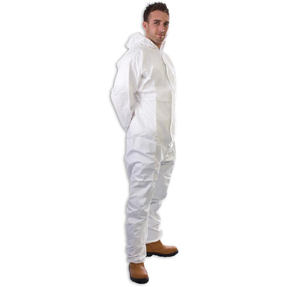 """Supertex Type 5/6 Coverall XLarge (45-48"""")"""