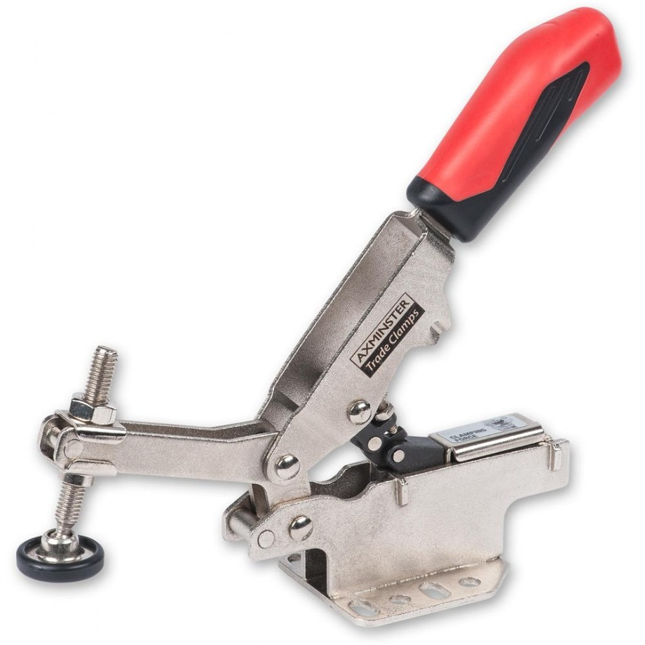 axminster trade clamps self adjusting horizontal toggle clamp 20