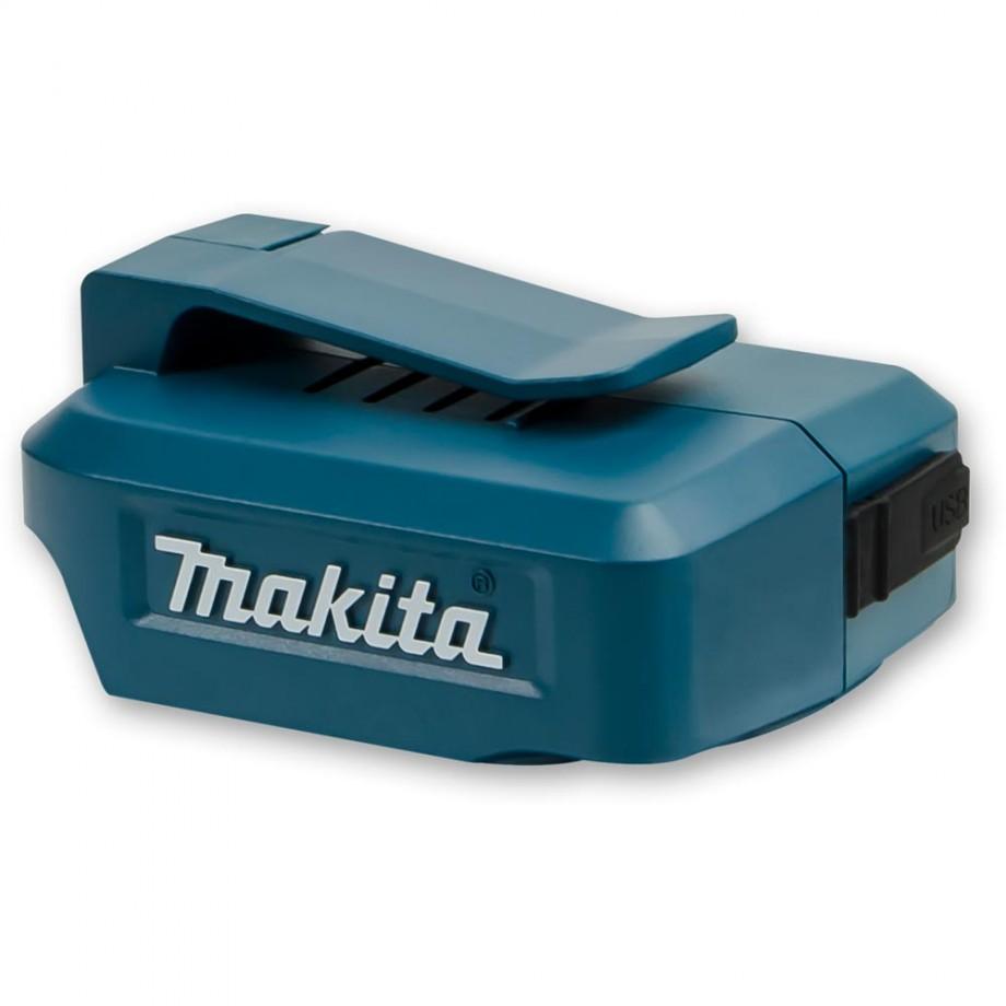 Makita USB Charge Adaptor DEAADP06 For 10.8V Batteries
