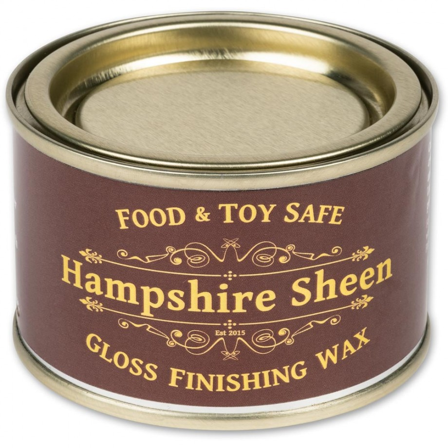 Hampshire Sheen High Gloss Paste Wax
