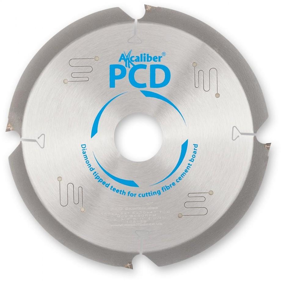 Axcaliber PCD 165mm Diamond Saw Blade