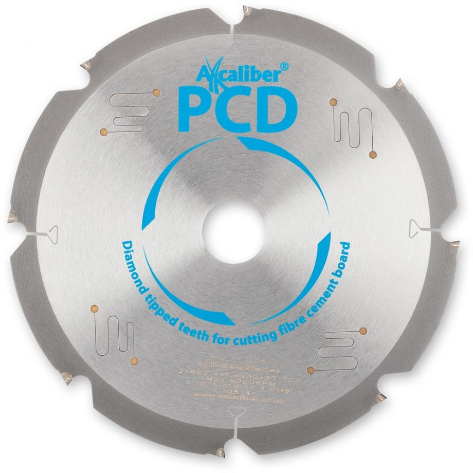 Axcaliber PCD 216mm Diamond Saw Blade