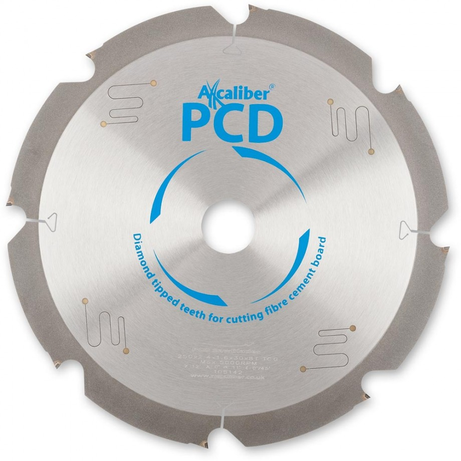 Axcaliber PCD 250mm Diamond Saw Blade