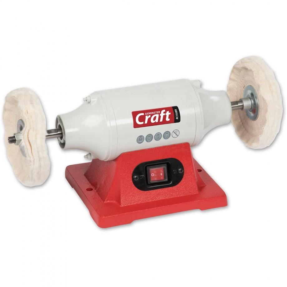 Axminster Craft AC150BB 150mm Buffing Machine