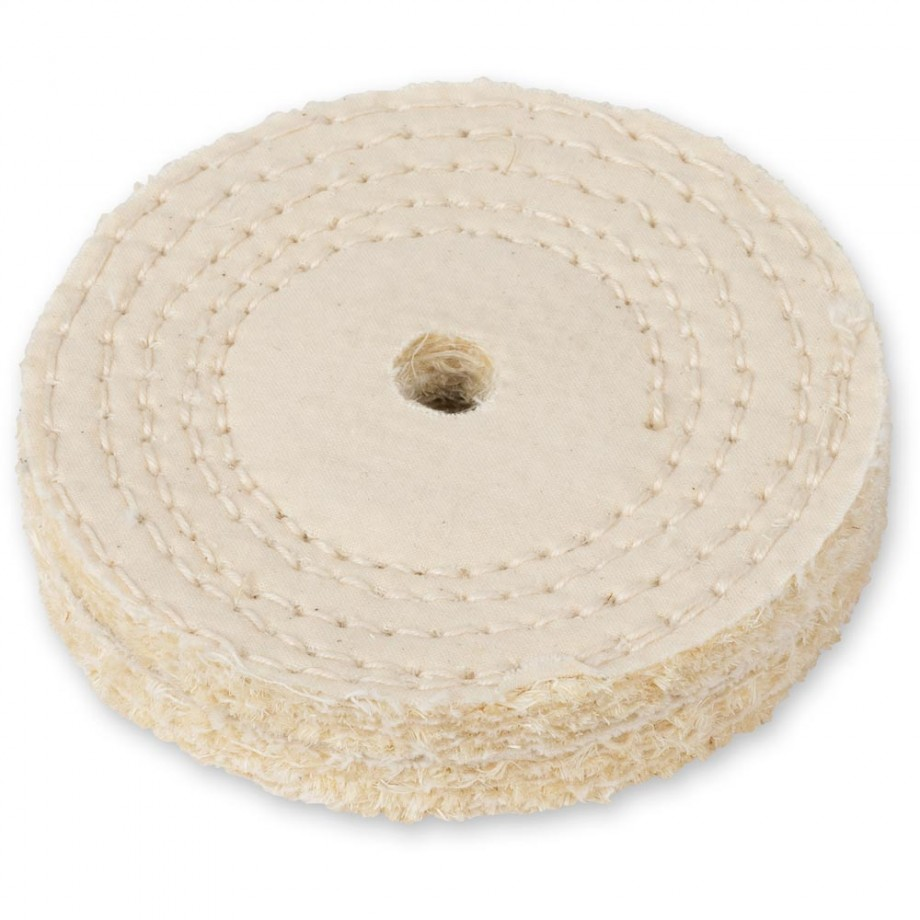 Axminster Trade Ultimate Edge Sisal Polishing Mop