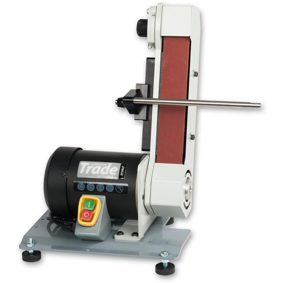 Axminster Trade Ultimate Edge Reverse Running Sharpening System
