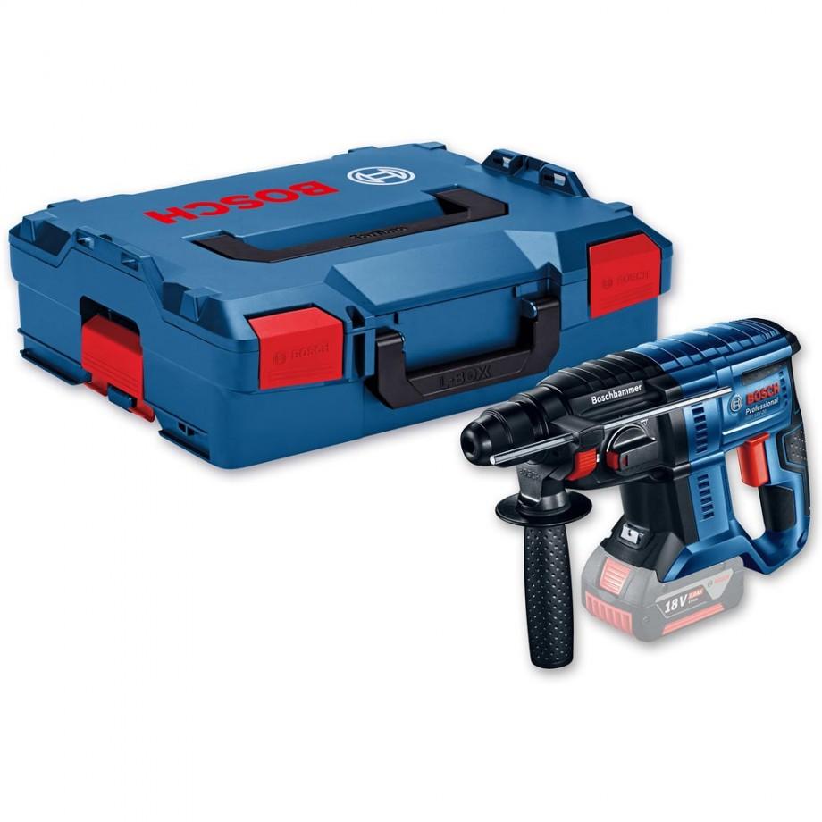 Bosch GBH 18V-20 3 Function SDS+ Drill in L-Boxx 18V (Body Only)