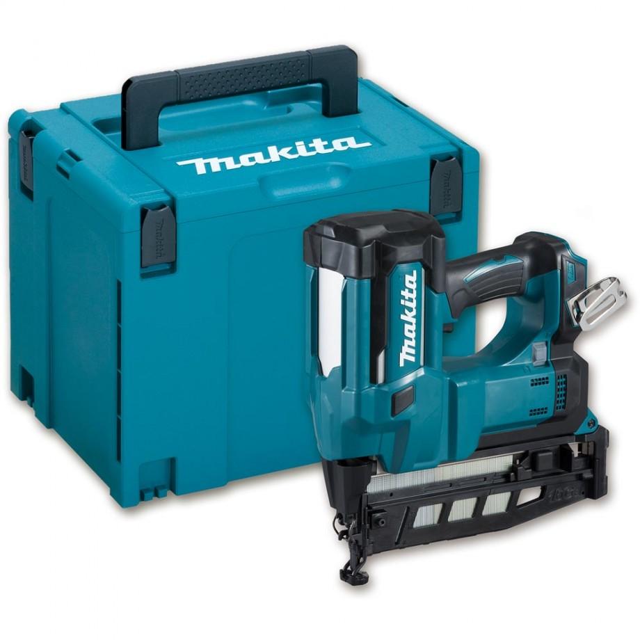Makita DBN600ZJ Finishing Nailer In Makpak Case 18V (Body Only)