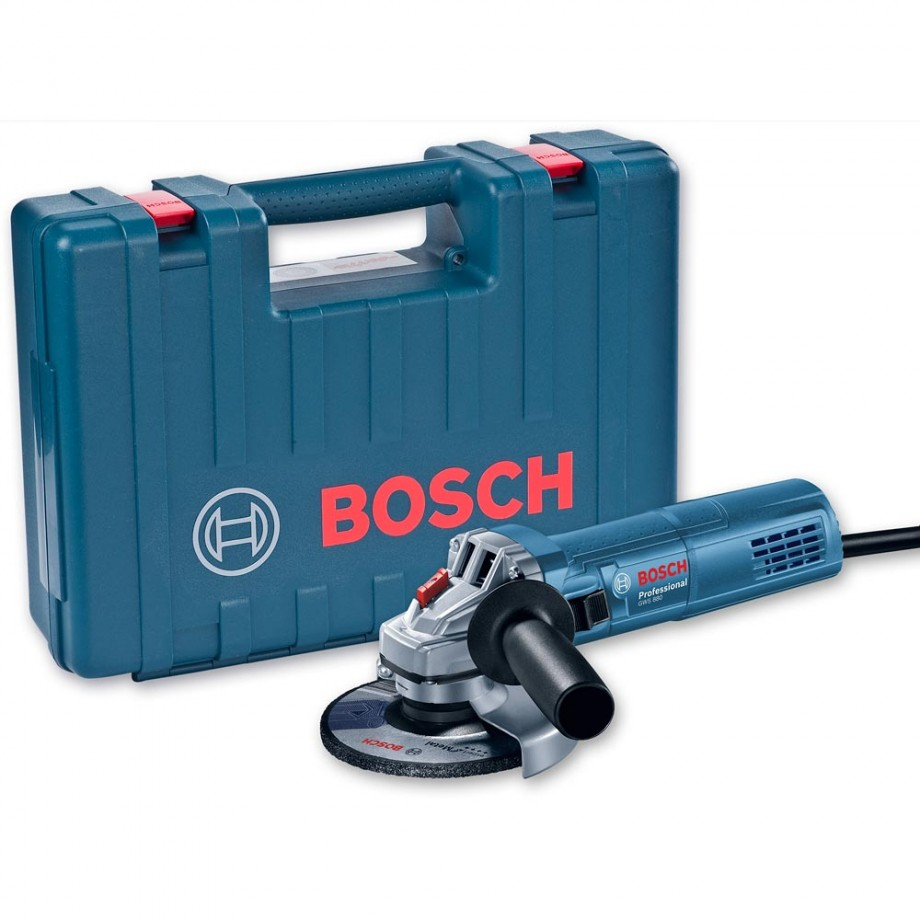 Bosch GWS 880 Angle Grinder With Diamond Disc