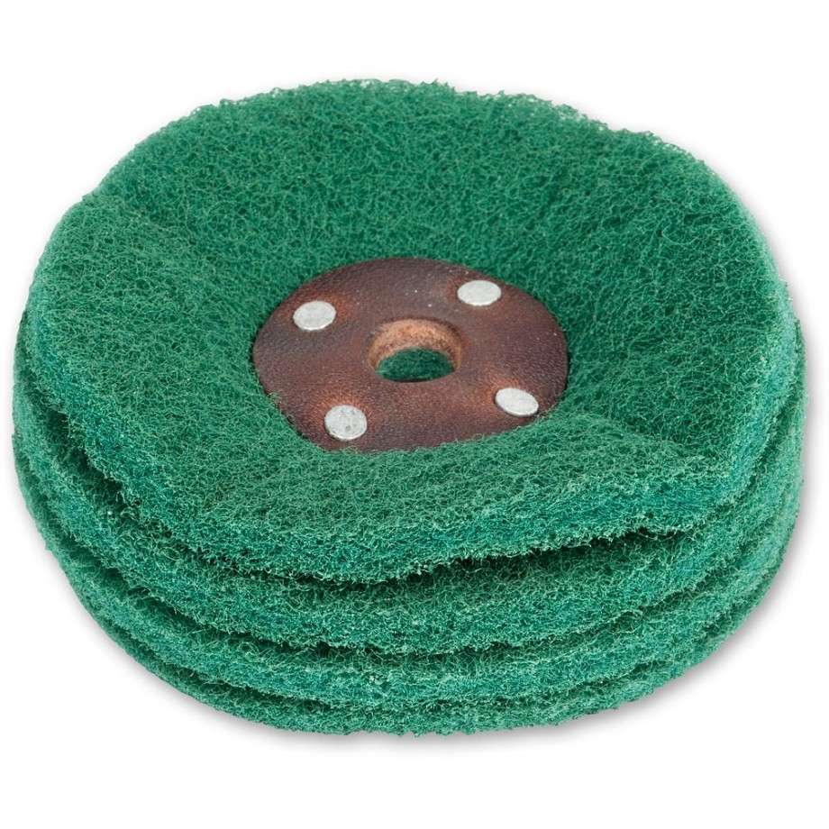 Axminster Trade Nylon Abrasive Wheel for Ultimate Edge - Fine