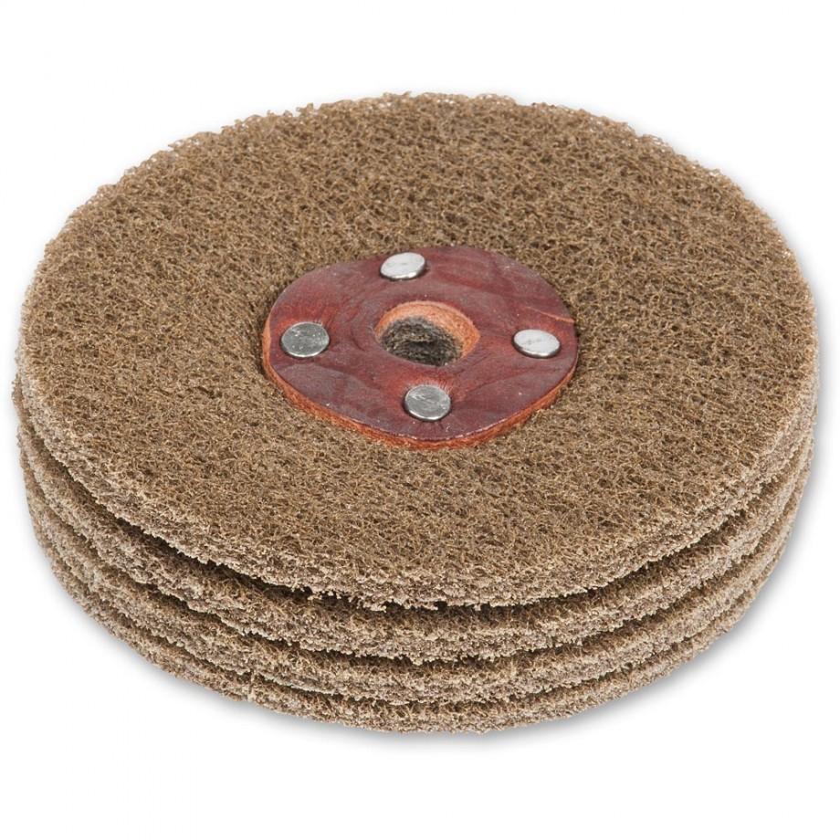 Axminster Trade Nylon Abrasive Wheel for Ultimate Edge - Coarse
