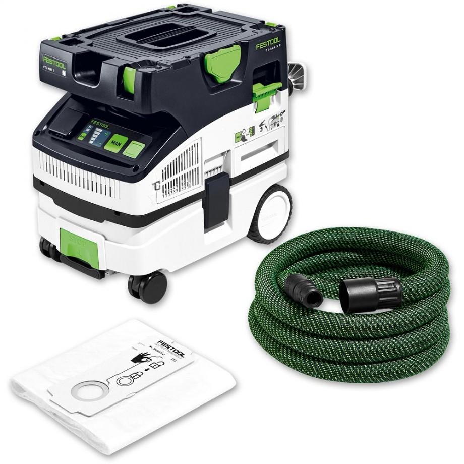 Festool CTL CLEANTEC MINI Dust Extractor (Bluetooth)