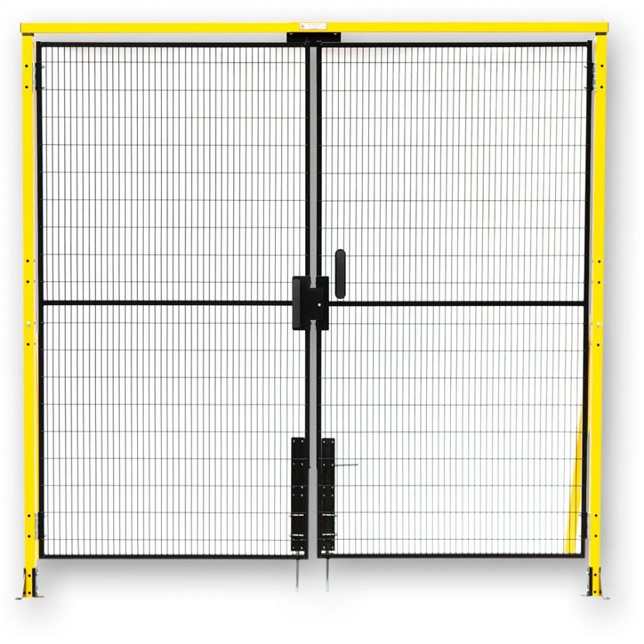 Procter Satech Double Leaf Door Kit 1,600mm Wide