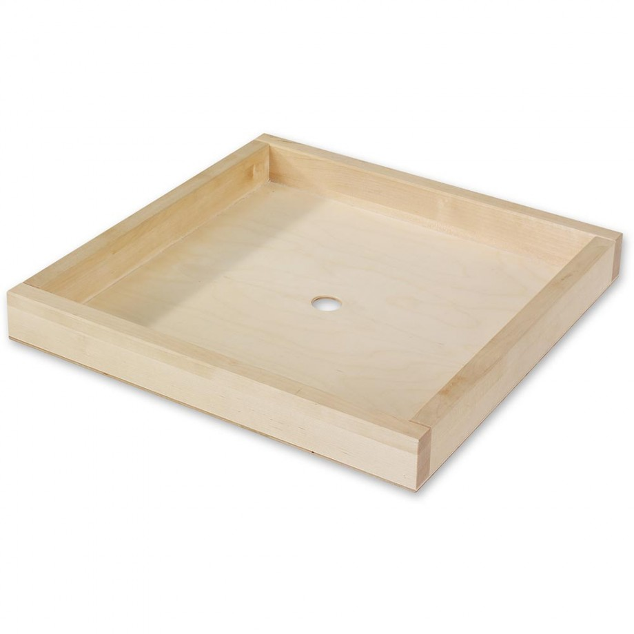 Sjobergs Additional Board For 4 Station Square Bench Top