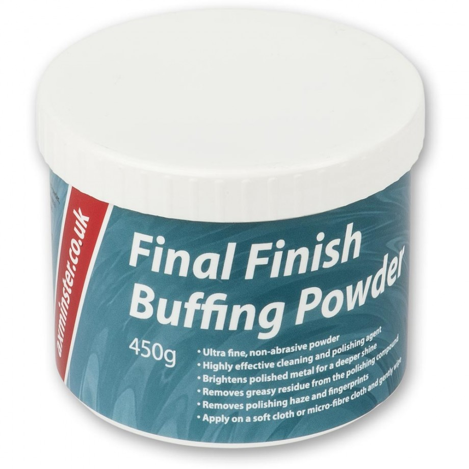 Axminster Trade Final Finish Buffing Powder