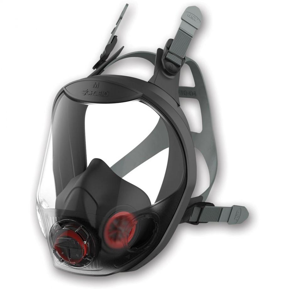 JSP Force™10 Typhoon™ Full Face Mask With Visor
