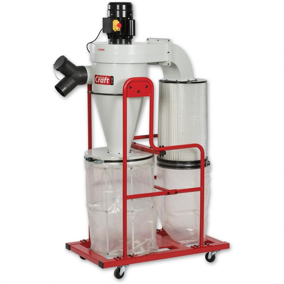 Axminster Craft AC118CE Cyclone Dust Extractor