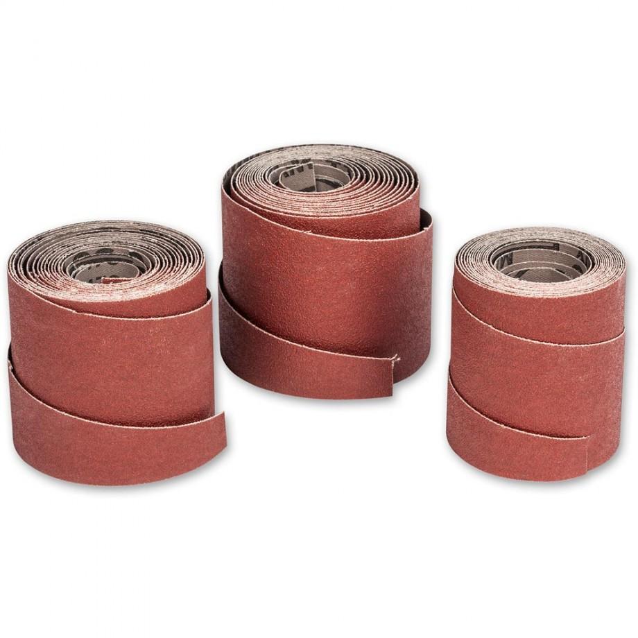 Powermatic Precut Abrasive Loading For PM2244 (Pkt 3)