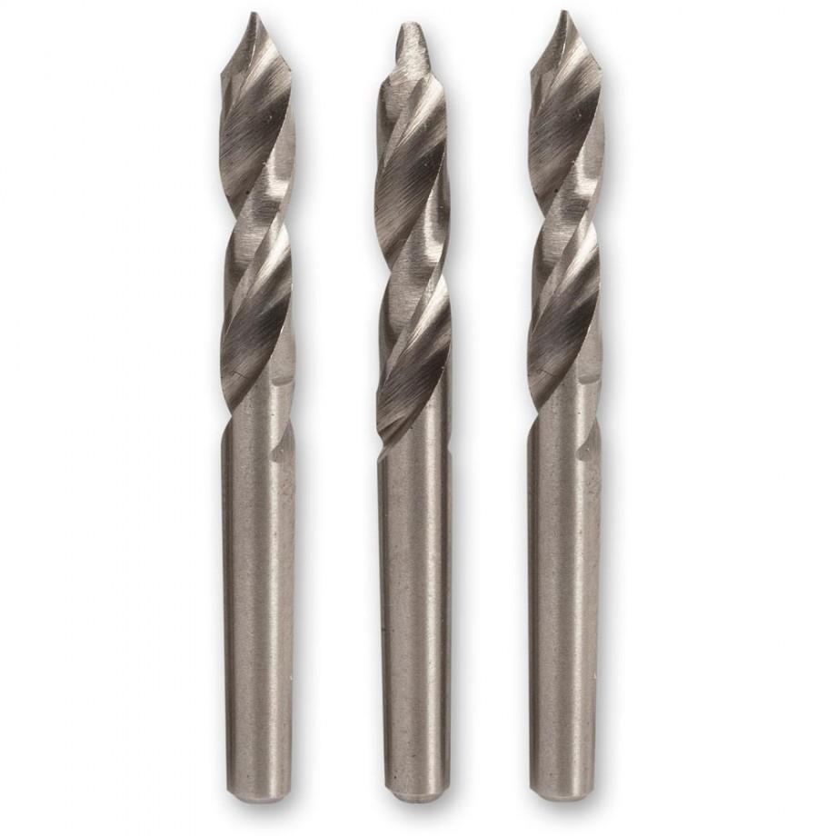 FISCH Multi-Functional Cutter Drill Points (Pkt 3)