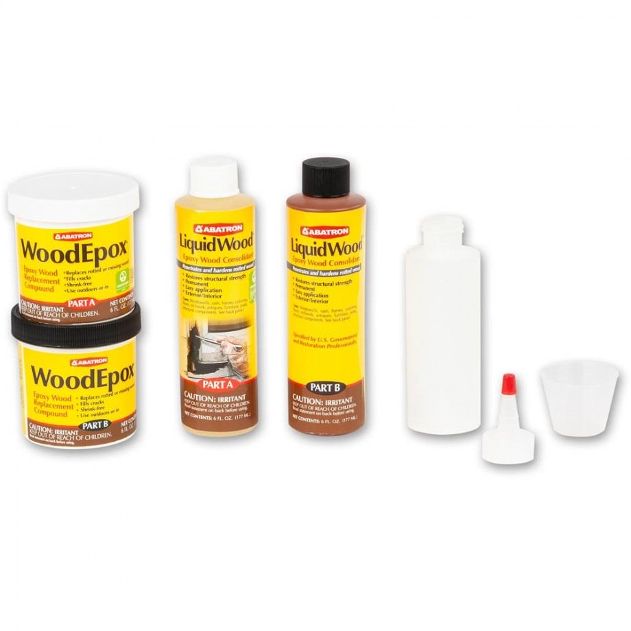 Abatron Wood Restoration Kit - 24oz