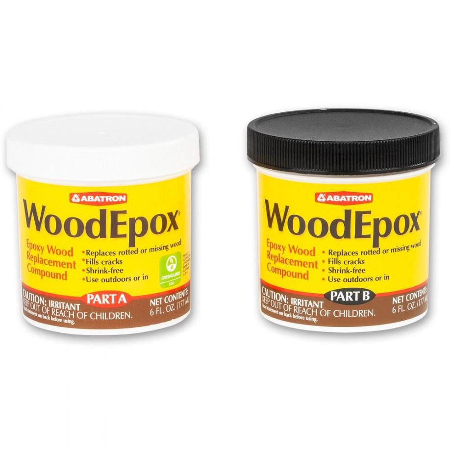 Abatron WoodEpox - 12fl.oz