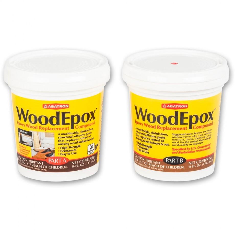 Abatron WoodEpox - 2 Pint