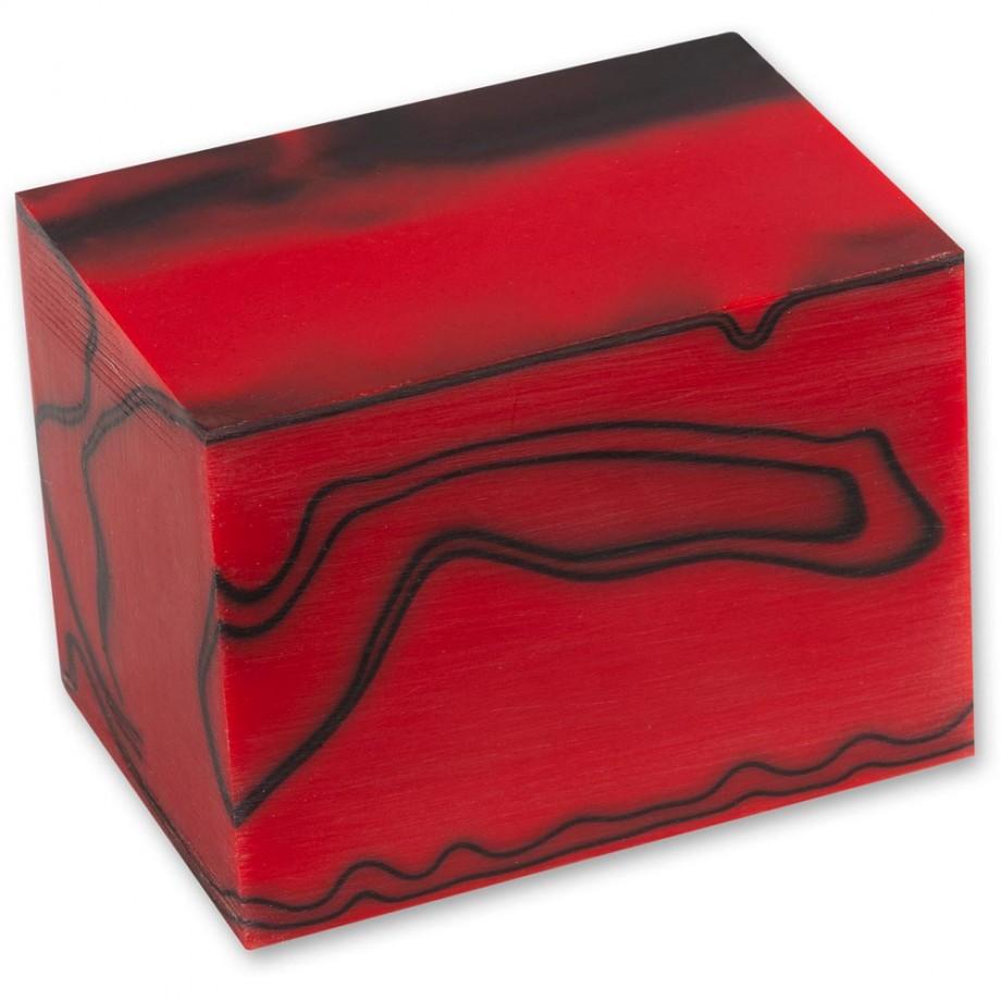 Craftprokits Red Devil Acrylic Kirinite Project Blank