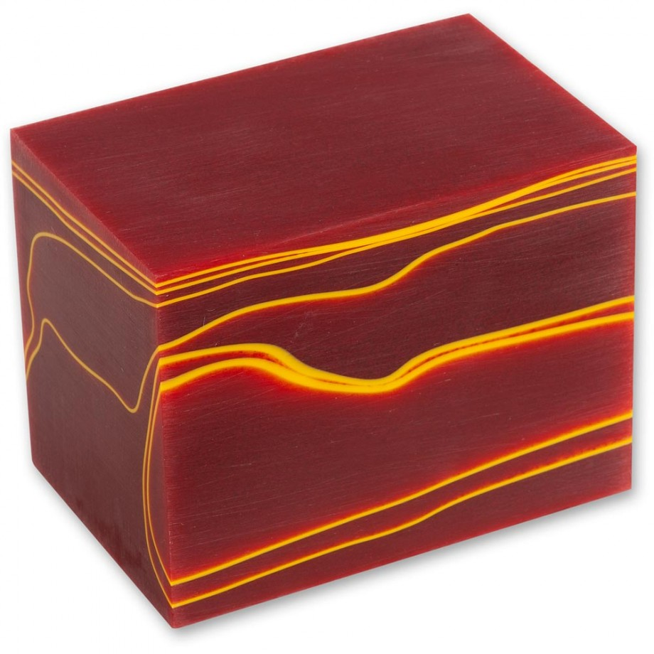 Craftprokits Red Harvest Acrylic Kirinite Project Blank