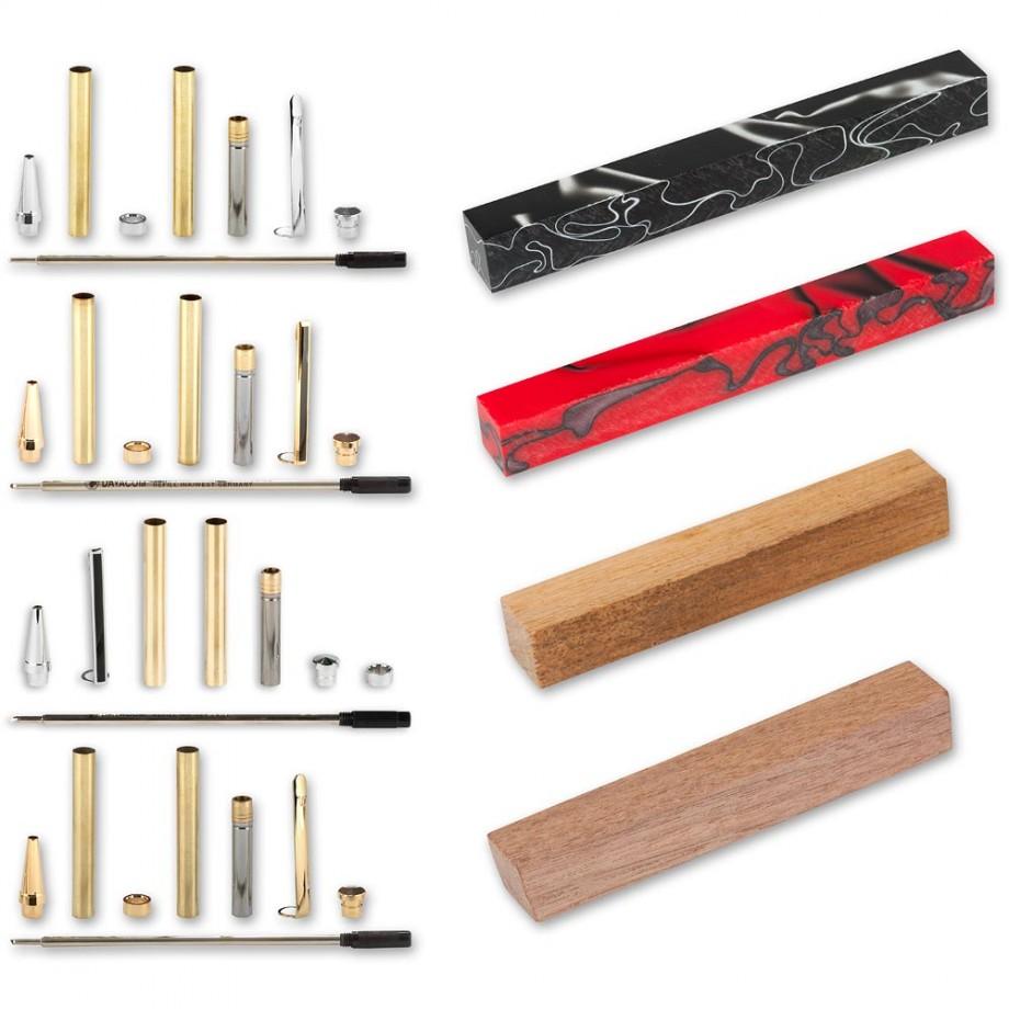 Craftprokits Scholar Pen Turning Kit