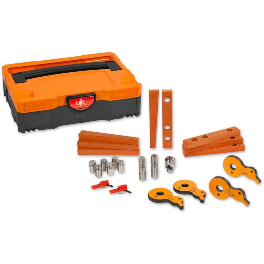 UJK Technology Accessory Kit in T-Loc Case