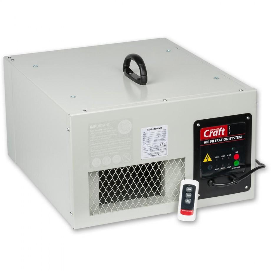 Axminster Craft AC15AFS Air Filter