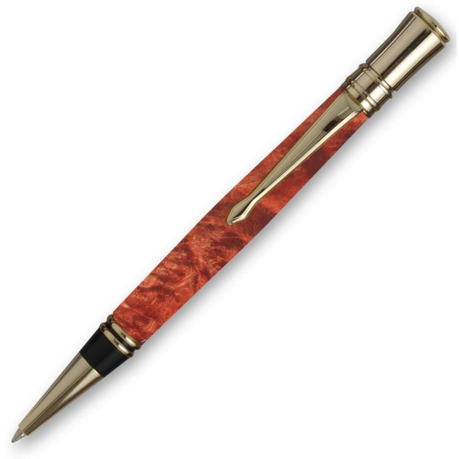 Craftprokits Executive No Press 24kt Gold Twist Pen Kit