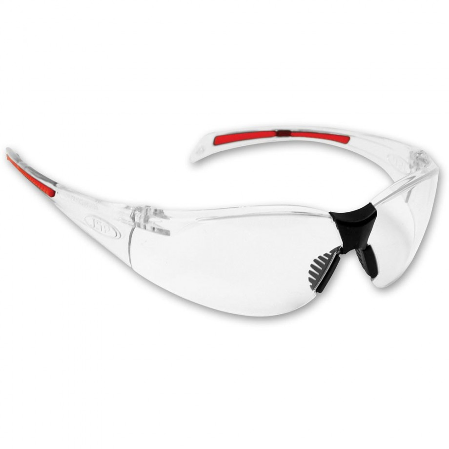 JSP Stealth™ 8000 Clear Safety Spectacles
