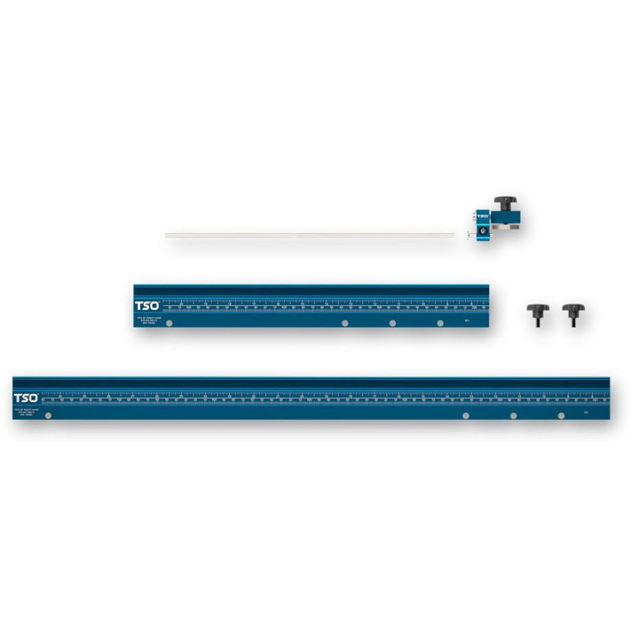 TSO Products Parallel Guide System TPG-20 & TPG-30