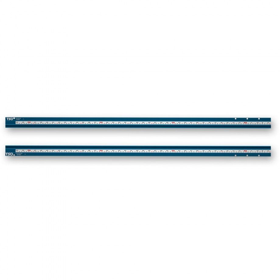 TSO Products Parallel Guide System Rails RH & LH TPG50 (Pair)