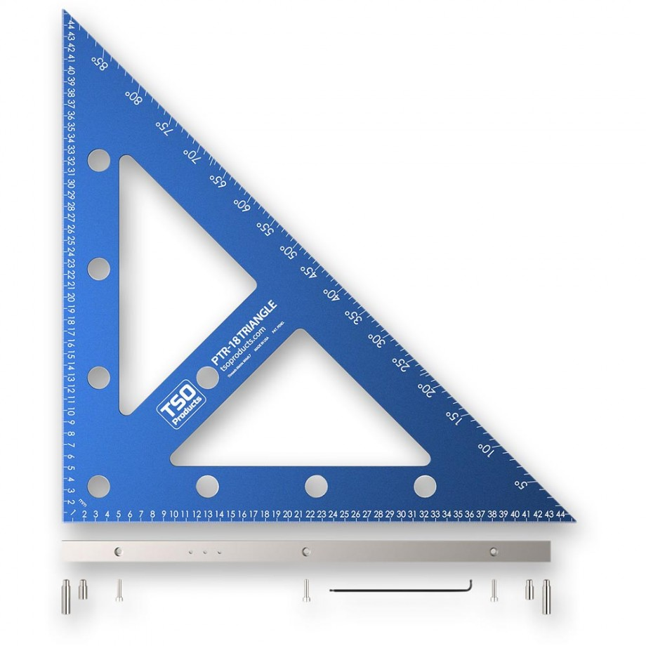 TSO Products PTR-18 Plus Precision Basic Triangle