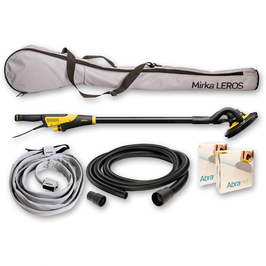 Mirka LEROS 950CV Wall Sander & Accessory Kit 230V