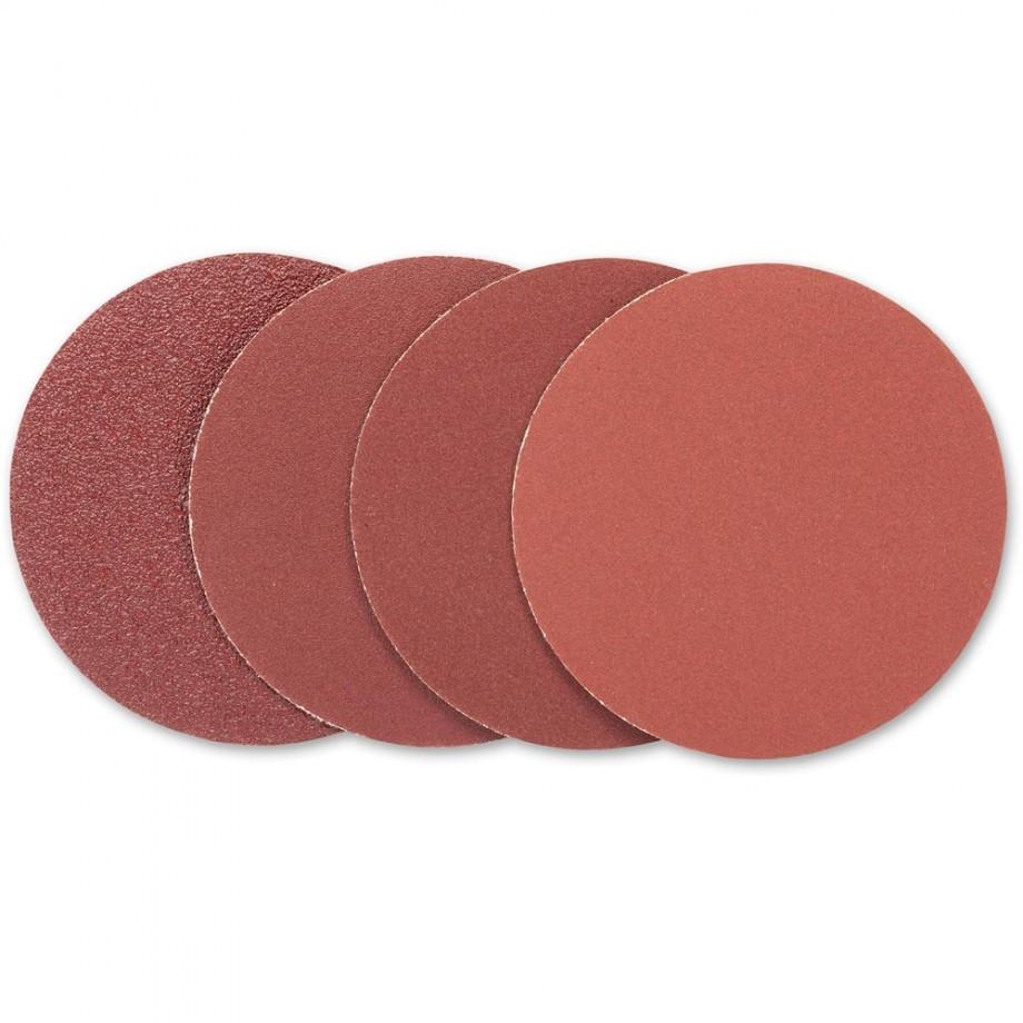 Arbortech Assorted Sanding Discs 100mm (Pkt 12)